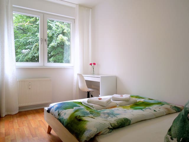 Pretty room at Alexanderplatz, Berlin Mitte