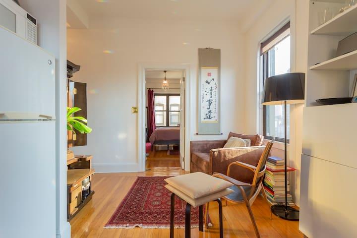 Central Park West Posh One Bedroom - Nueva York - Departamento
