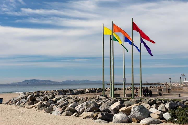 Nirvana! Private 2 bdrm Beach Condo Ocean View