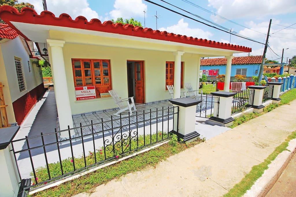 Villa Daniel y Estela