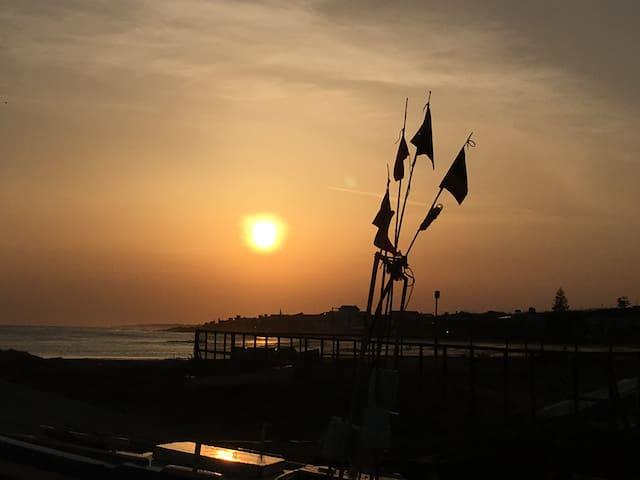 Cullati dal respiro del mare... - Punta Braccetto - Villa