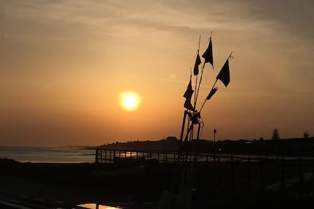 Cullati dal respiro del mare... - Punta Braccetto