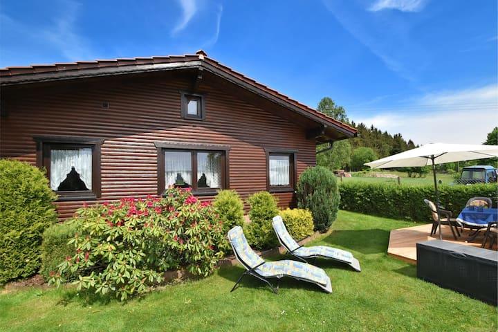 Maison de vacances à Altenfeld en Thuringe avec parking