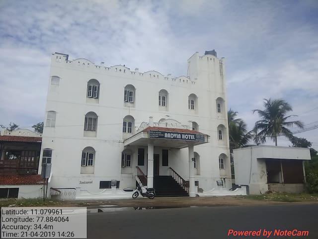 A boutique Hotel in Kodumudi