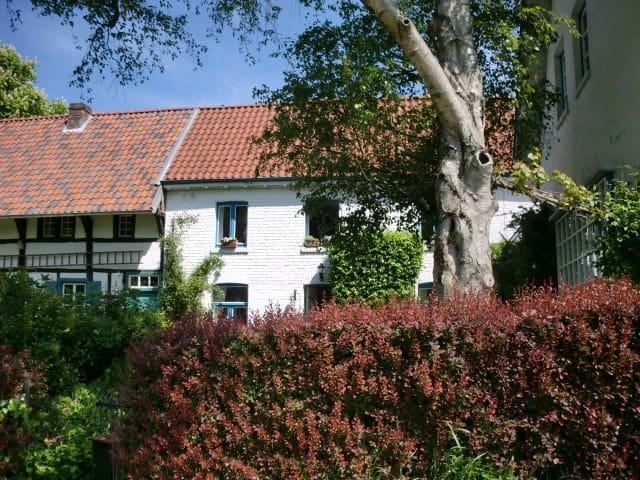 Mooi en landelijke gelegen  appartement - Mechelen - Apto. en complejo residencial