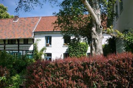 Mooi en landelijke gelegen  appartement - Mechelen - (ไม่ทราบ)