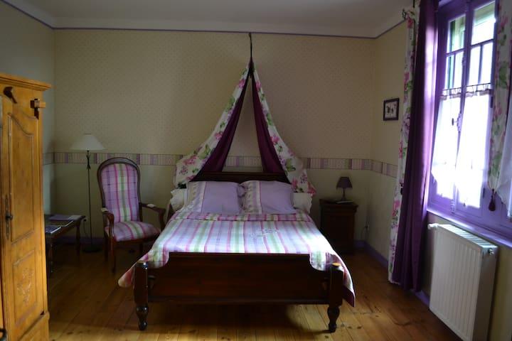 Confortable chambre proche  de Toulouse Est - Tarabel - Casa