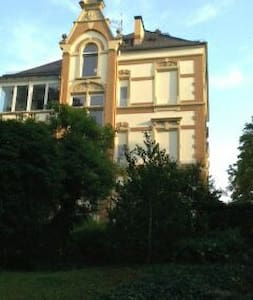 Villa Uhland - city condo, cozy and convenient - Wiesbaden