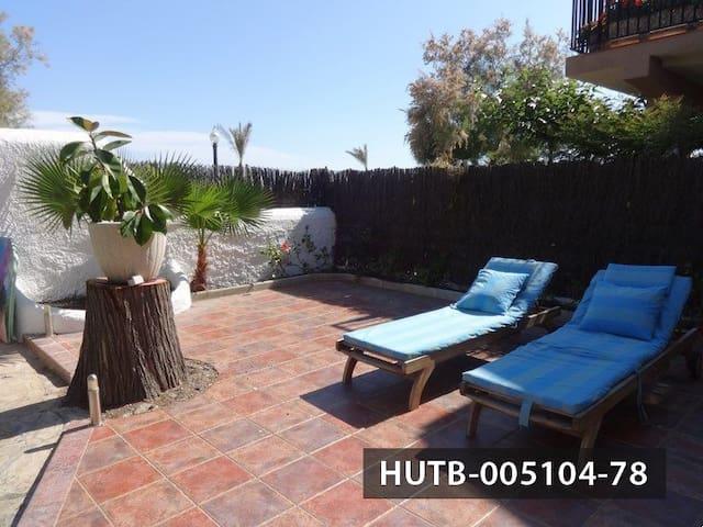 Country house on the beach Tarragona - Coma Ruga - Coma-ruga - Dom