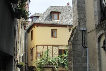 Lovely town house - Entraygues-sur-Truyère
