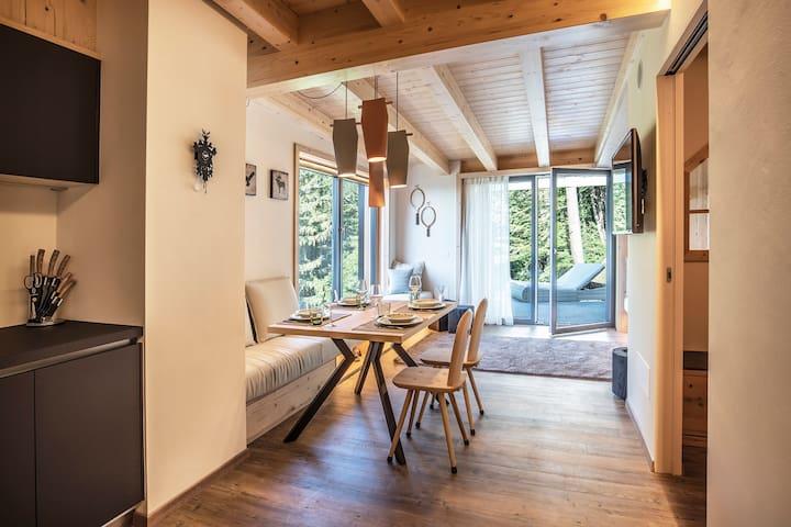 Montanara Chalet - Appartamento Dolomiti