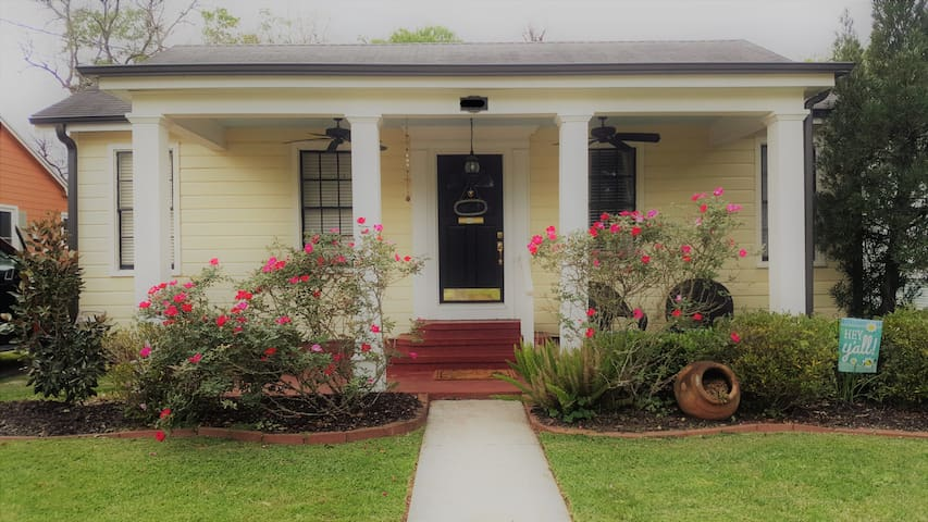 Charming 3 Bedroom Cottage - Lake Charles - Casa