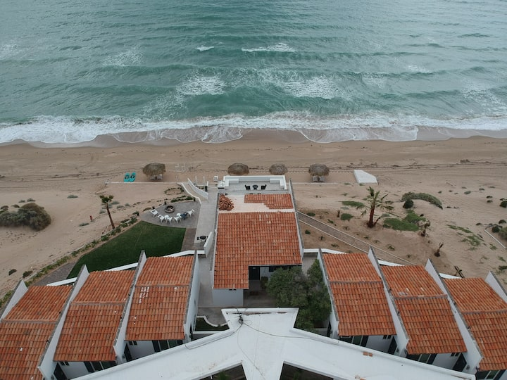 Secluded Beachfront Property - Recently Renovated