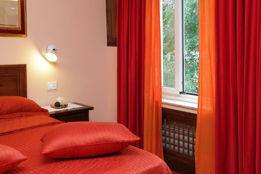 Monicelli Deluxe Room