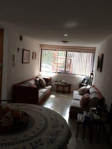 Jardines del Sur, cuarto en condominio horizontal - Ciudad de México - Apartment
