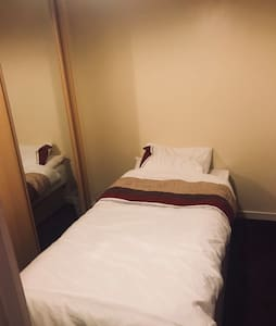 single room available in a 3 bed terrace house