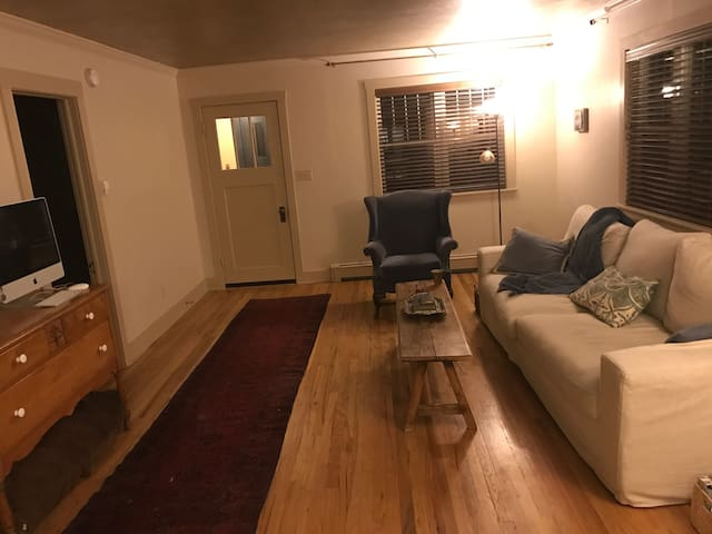 Quaint cottage private room & bath - Alamosa - Ev