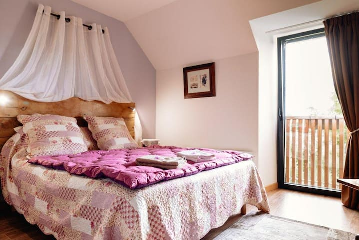 le lit en 160x190