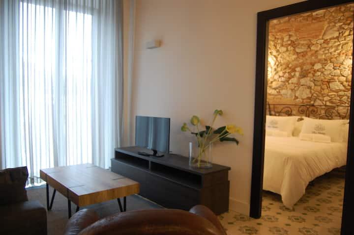 Apartamento con vistas a la Rambla (Nia Nesto 2)