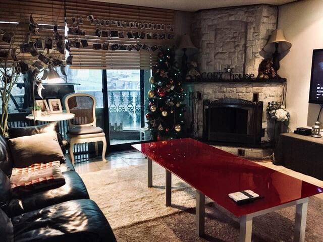 Gangnam/COEX/7min Cozy roomA/Julie'house