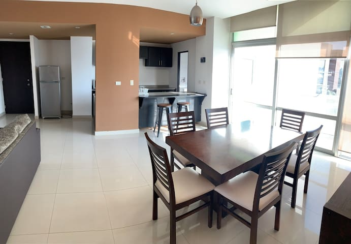 Lovely pool apartment for monthly rent in Saltillo