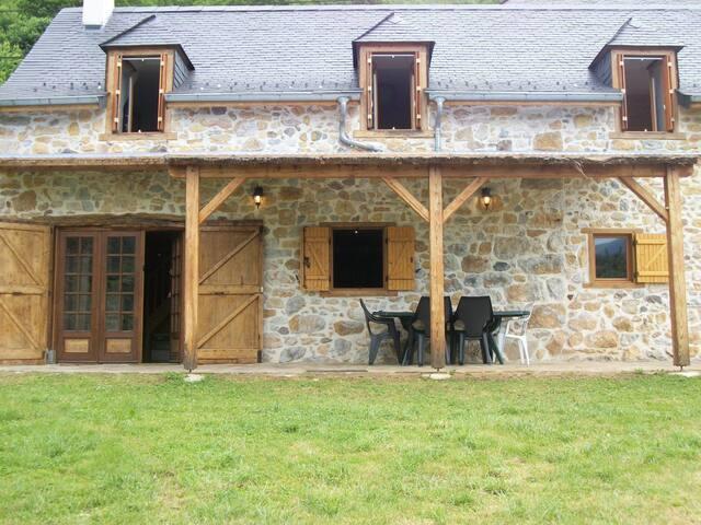 Gite Ariège Pyrénées Parc Naturel Régional