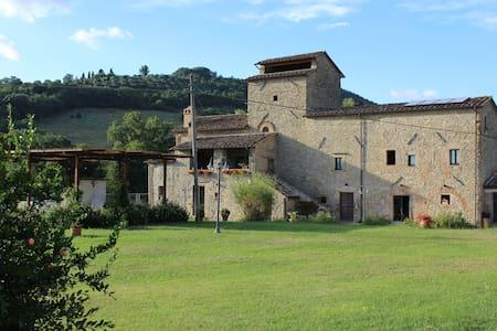 Agriturismo biologico nel Verde dell'Umbria - Grumale