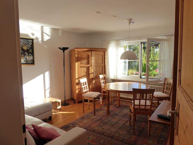 2 Zimmer ELW südl. von MUC in 82041 Oberhaching