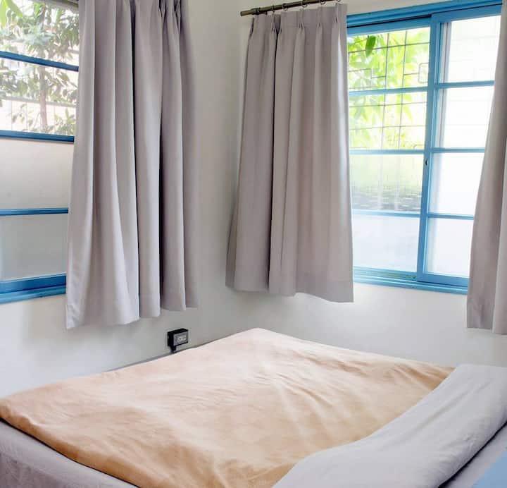 Dorm1828 Hostel Double bed 2s Room 5mins NCKU