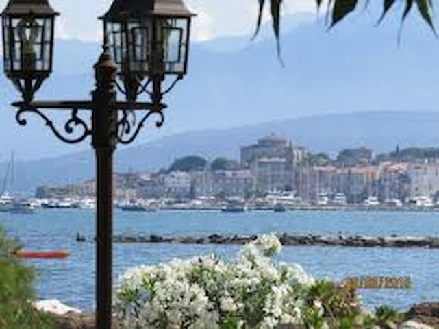 Appartement , plus belle vue de St Florent