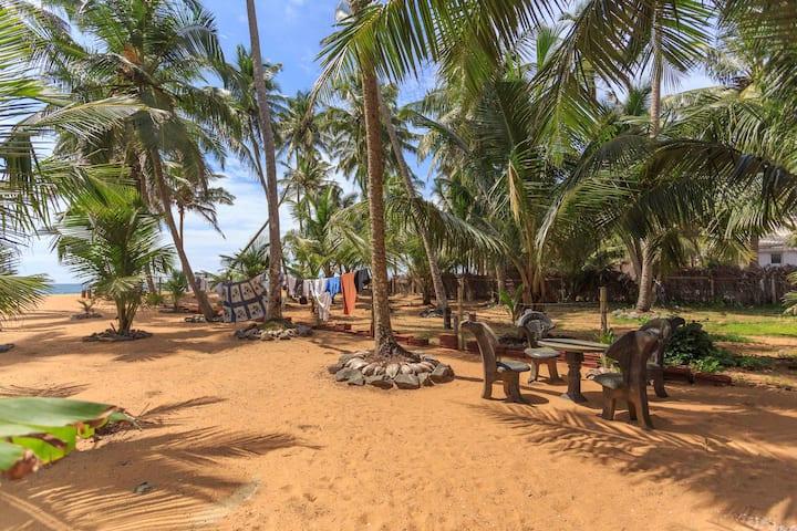 Neverbeen to Asanga's Beach Villa | Double Room 2