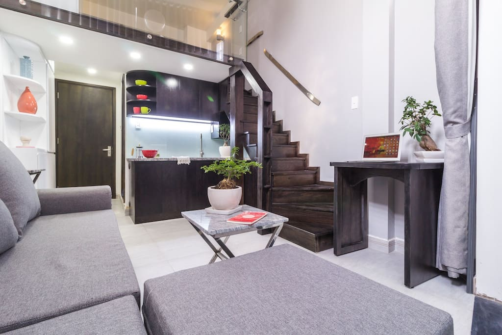 Maximize the space with smart design