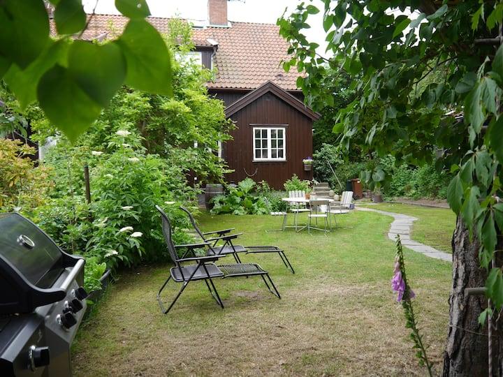 Villa in central Gothenburg