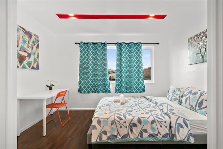 2 Bedroom 1 Bath near Bart w/1 Parking(1)