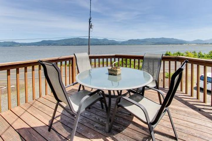 BayOcean House Vacation Rental - Tillamook - Casa de vacances