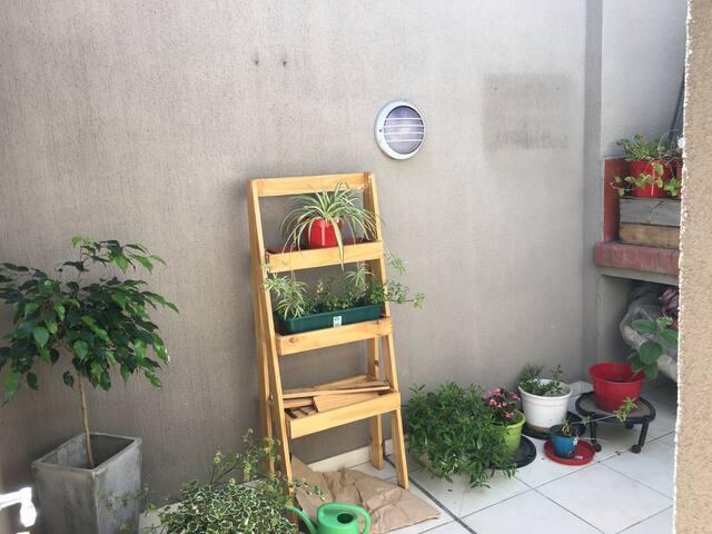 Confortable departamento de barrio - Buenos Aires - Apartamento