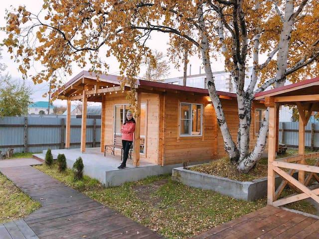 маленькая Камчатка littlehouse