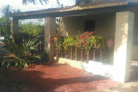 Chalet con piscina en sevilla - La Rinconada