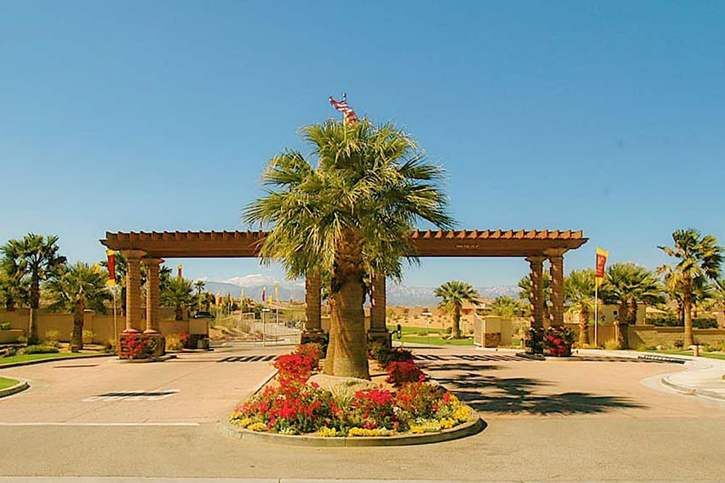Entrance to our Community!