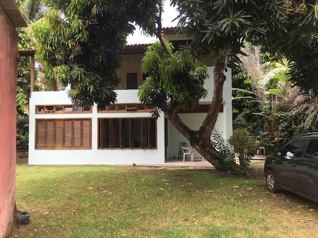 Casa de Nilson - Barra Grande -Península de Maraú - Maraú - Hus