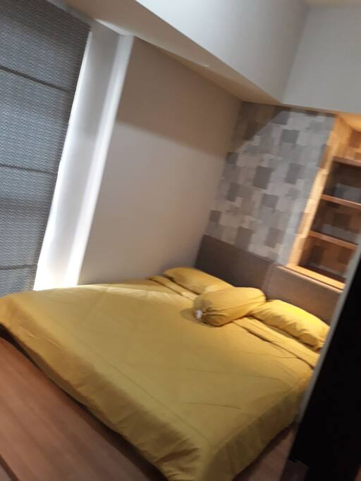 First bedroom/kamar tidur pertama