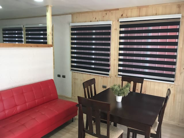 apartamento central en chiloe