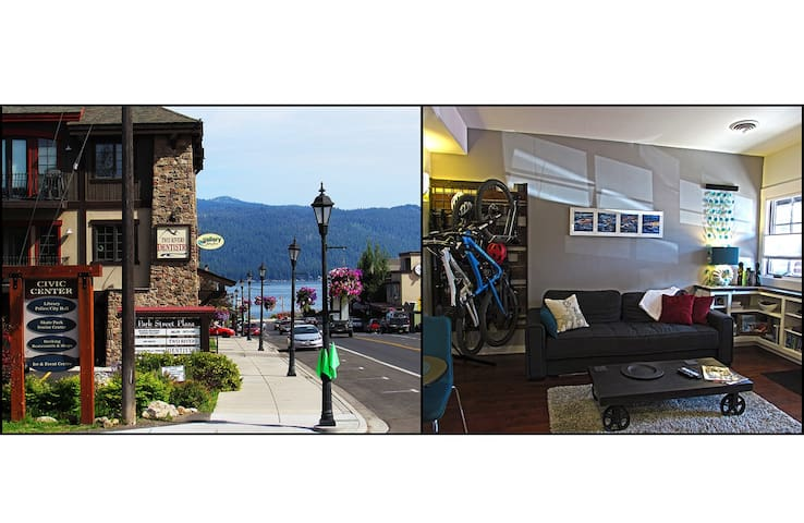 Downtown Condo in the heart of McCall