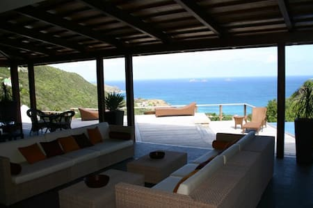 Saint Barth Colombier - Villa