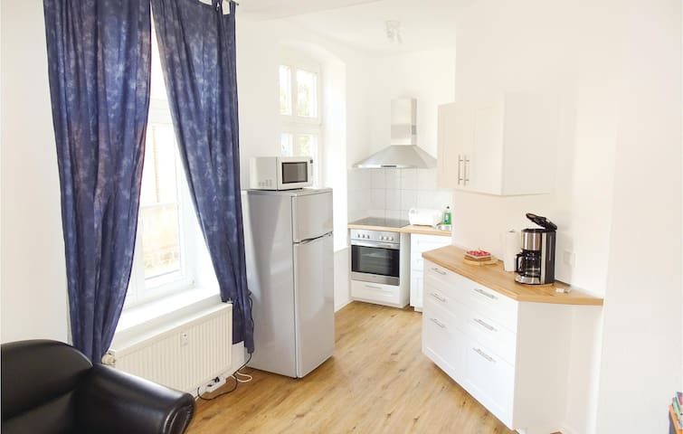 Holiday apartment with 2 bedrooms on 50m² in Wismar