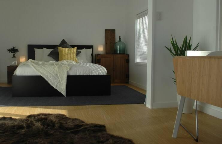 Queen Studio - Cortina Apartments - Otari-mura - Lägenhet
