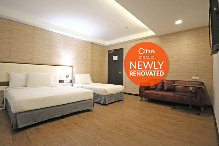 Citrus Family Room Only