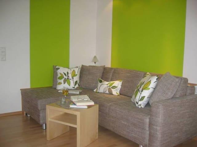 Haus Morgensonne (Aitern), Ferienwohnung Landliebe, 45qm, 1 Schlafzimmer