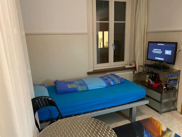 Zentrum's nahes Helles Zimmer für 2-4 Personen
