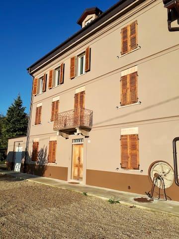 Stanza privata in cascinale - Camera Gentile
